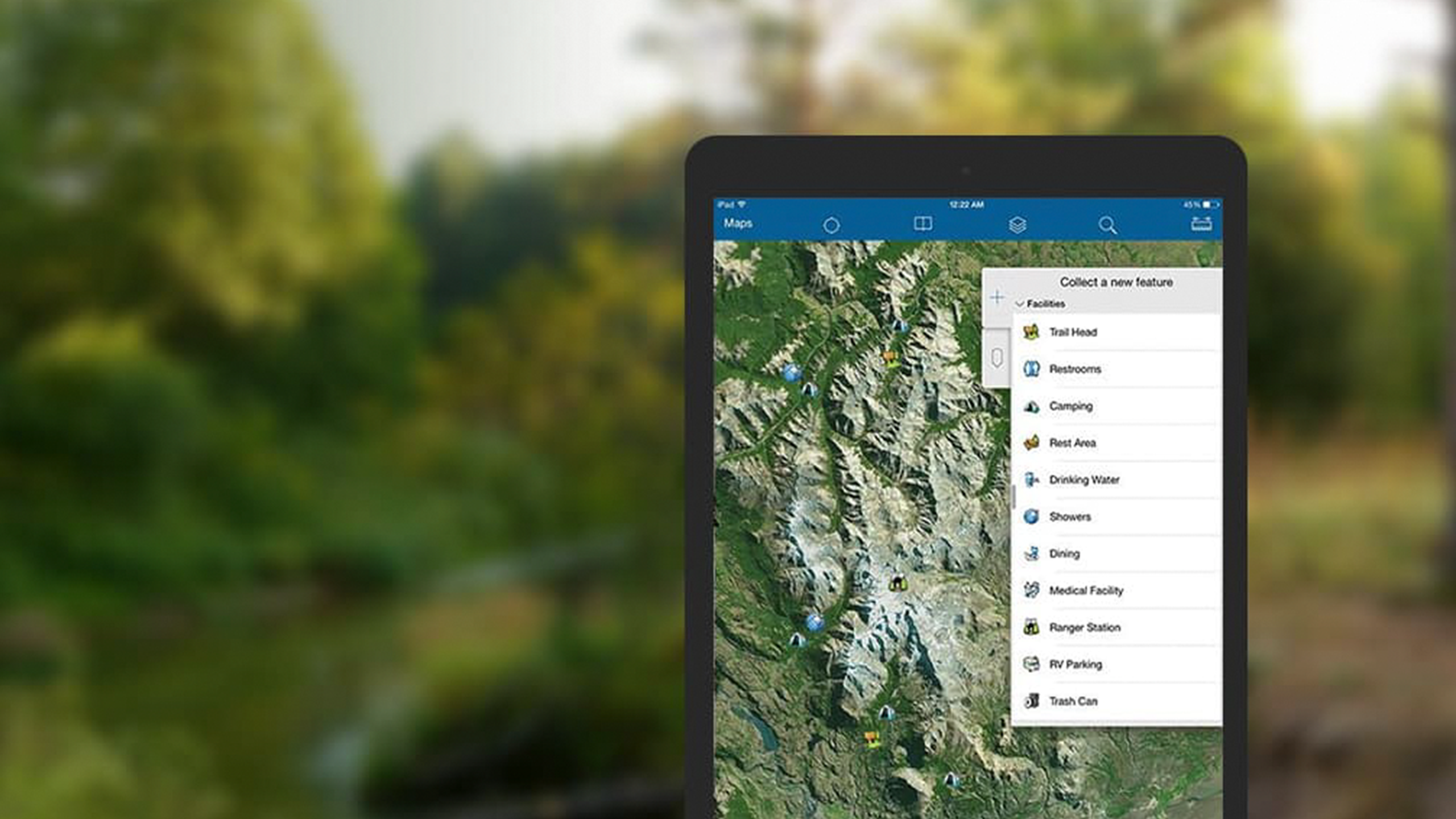 Data Collection App | Collector for ArcGIS - Capture Field Data