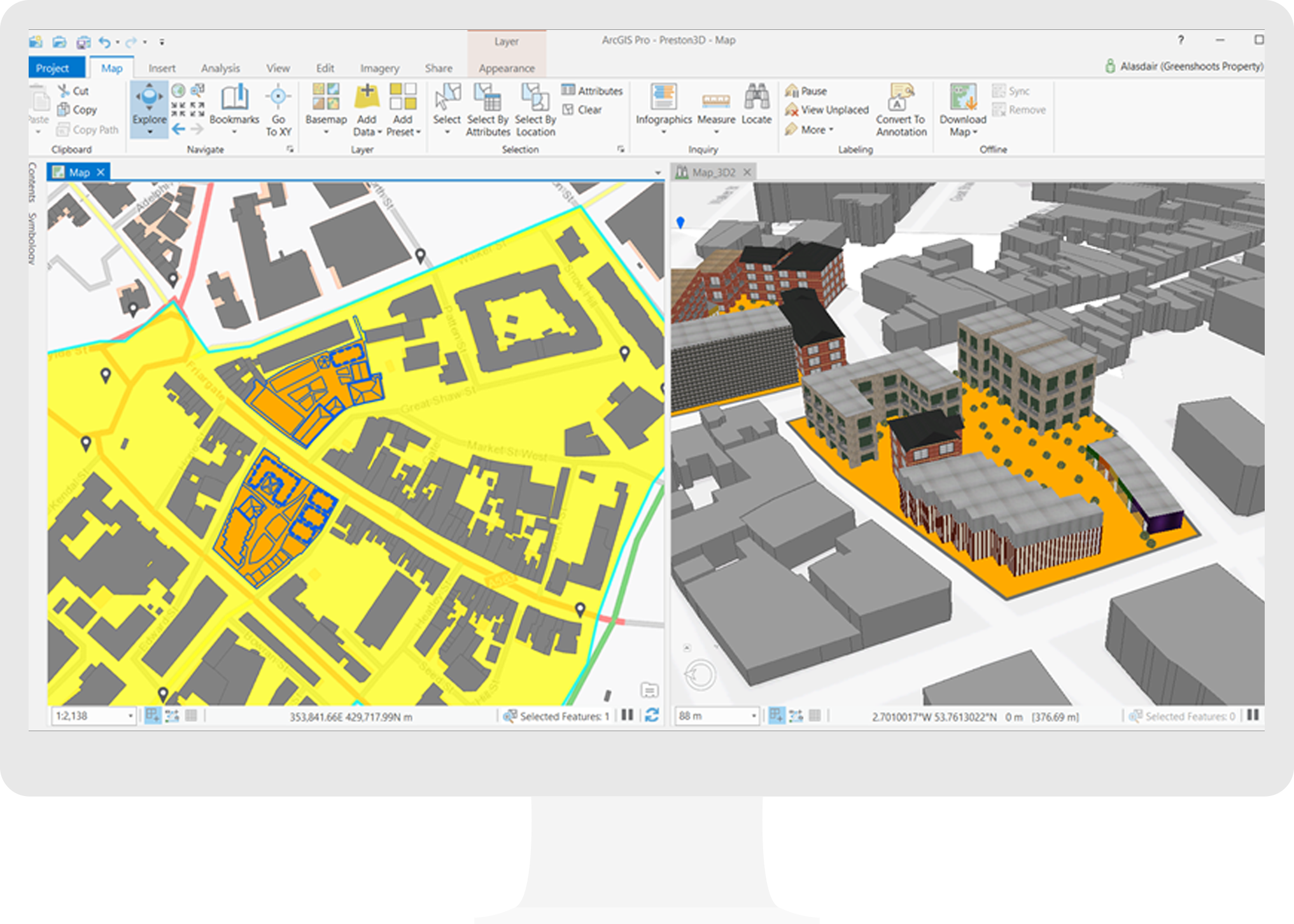 GIS for AEC | Plan, design, build, maintain & operate