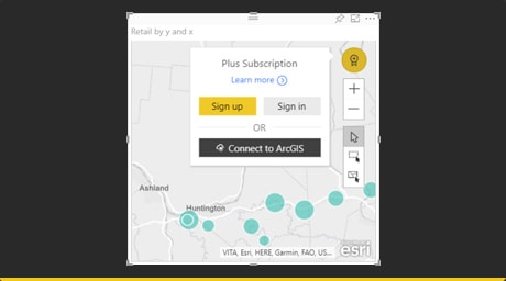 Get started with what's included. Or, sign into your purchased Plus or ArcGIS Online subscription for added benefits