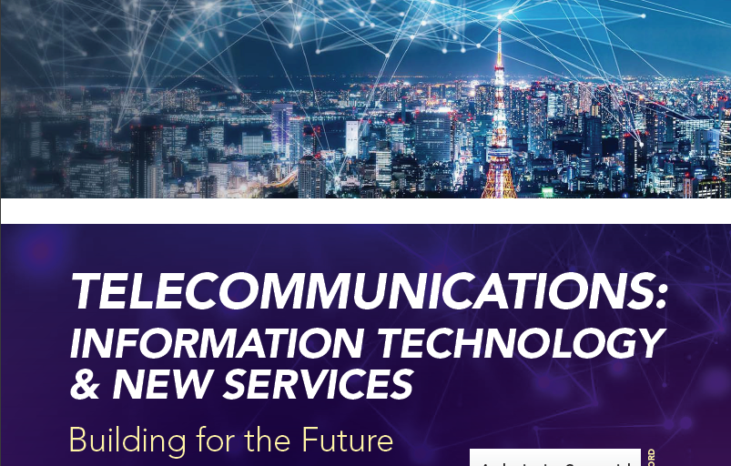 Telecommunciations: IT & New Services