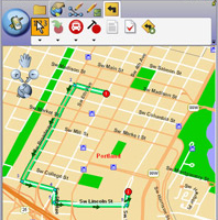 StreetMap Extension