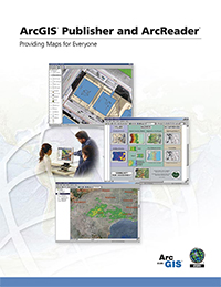 ArcGIS Publisher and ArcReader brochure