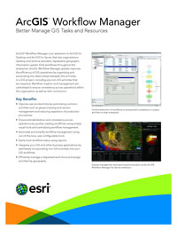 ArcGIS Workflow Manager PDF