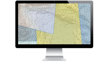 Create Both Raster and Point Bathymetric Models