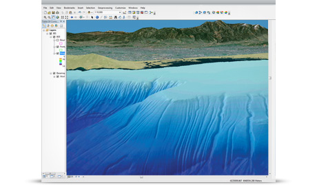 Manage Your Bathymetric Data