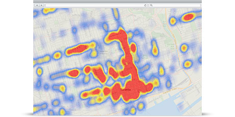 Study Spatial Distributions of Your Data