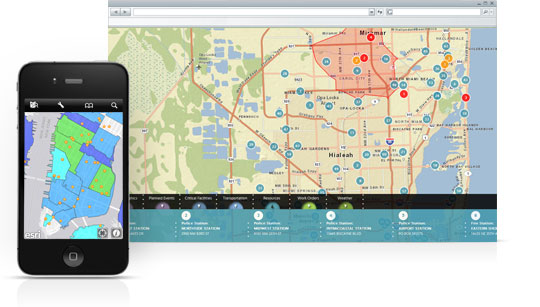 ArcGIS Comes with Useful Apps