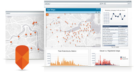 Esri Maps for SAP Business Objects