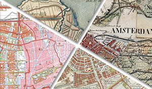 200 years of Dutch Topography