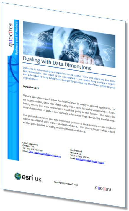 Dealing with Data Dimensions Report