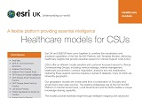 CSU Health Open Data Models